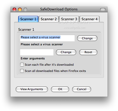 SafeDownload screenshot 2