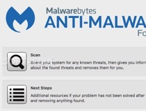 Malwarebytes Anti-Malware (formerly AdwareMedic)