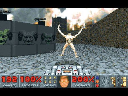 DOOM 2 screenshot 3