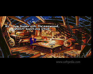 Monkey Island 2: Le Chuck's Revenge screenshot 1