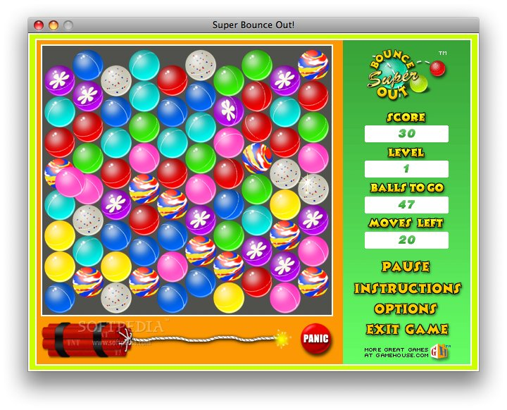 Bounce out game. Super Bounce Out Free Download for