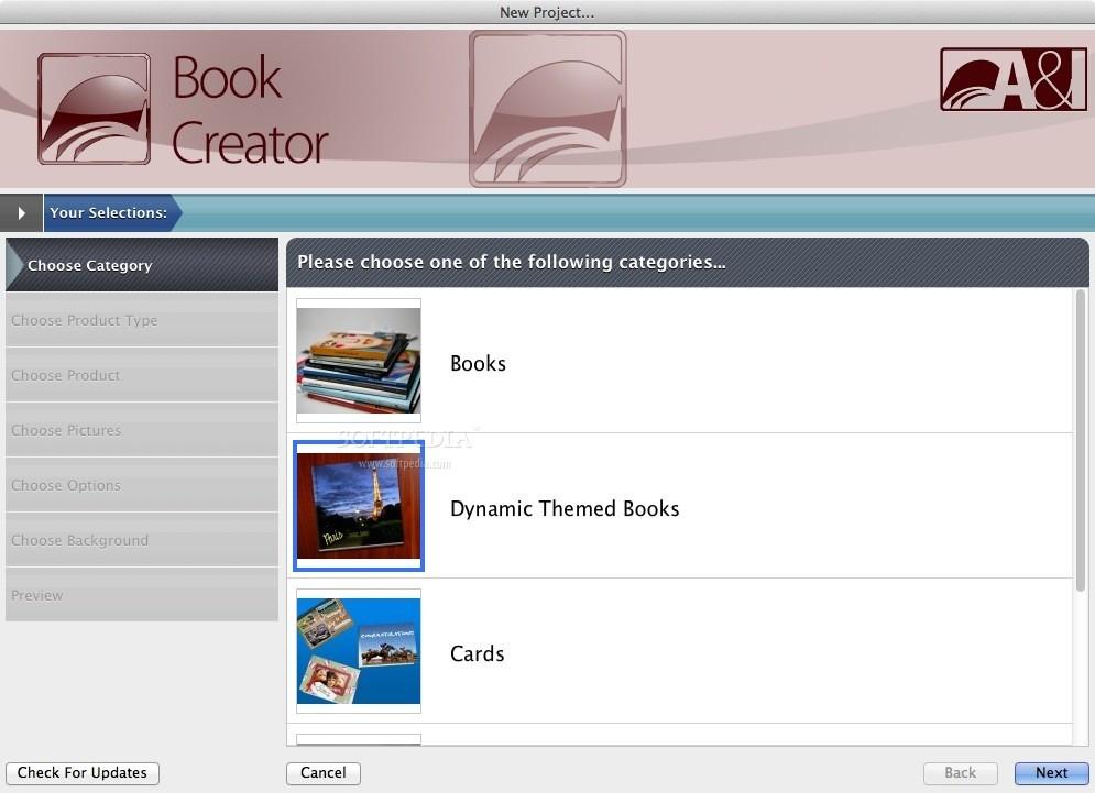 A&I Book Creator Mac 4 1 0 - Download