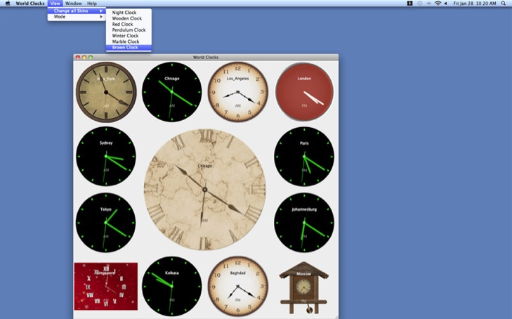 World Clock Download Mac - truapalon's blog
