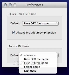 AJA DPXToQTTranslator Mac 10 3 3 - Download