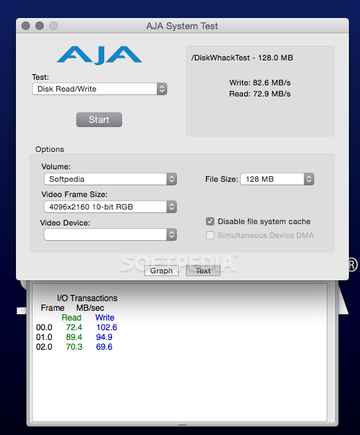System test for hardware