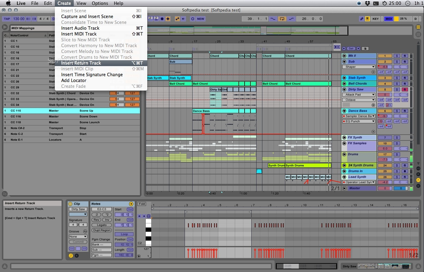 Ableton Live Suite 10 Overview