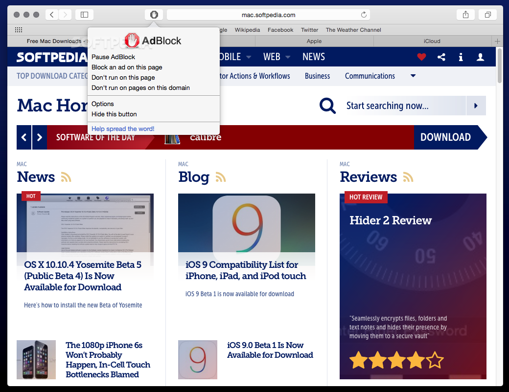Download AdBlock Mac 3.37.0