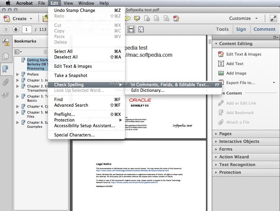 Adobe Acrobat Pro Mac DC 2019 012 20036 - Download