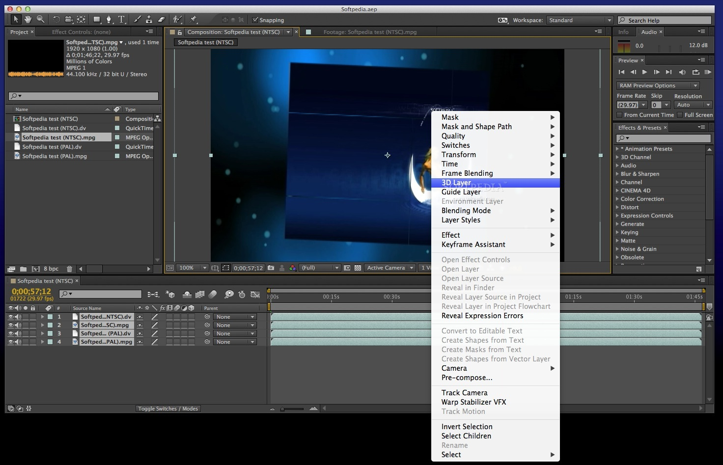 after effect free download for mac