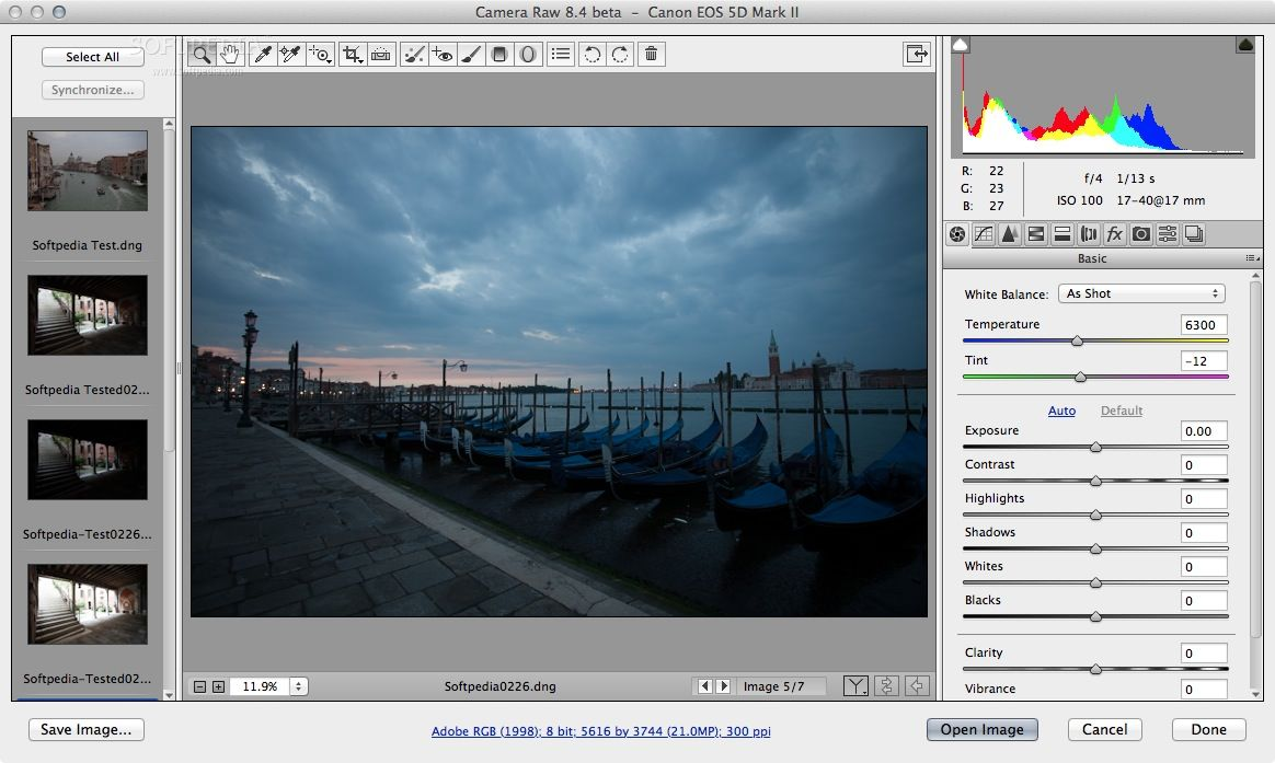 Adobe Camera RAW Download Mac