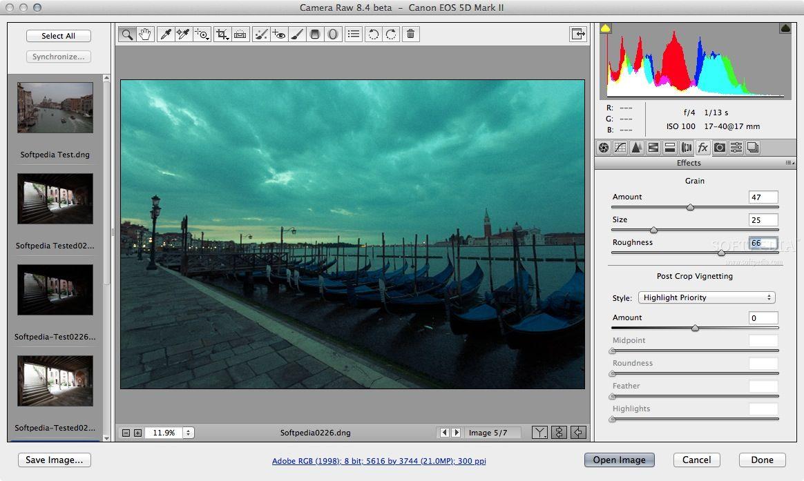 Adobe Camera RAW Mac CC 11 2 - Download
