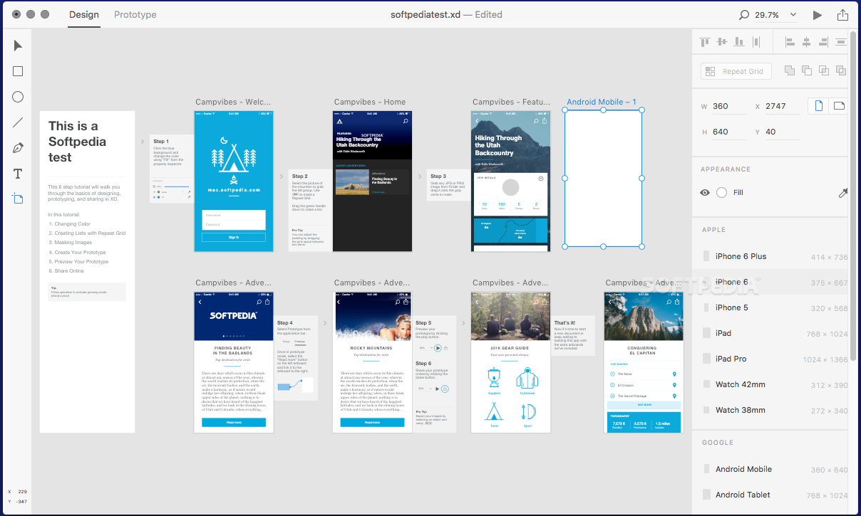 Adobe Xd Experience Design CC Free Download Full Version