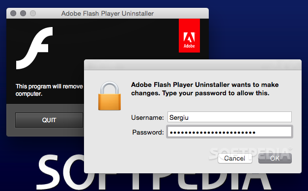 Adobe Flash Player Uninstaller Mac 32 0 0 255 - Download