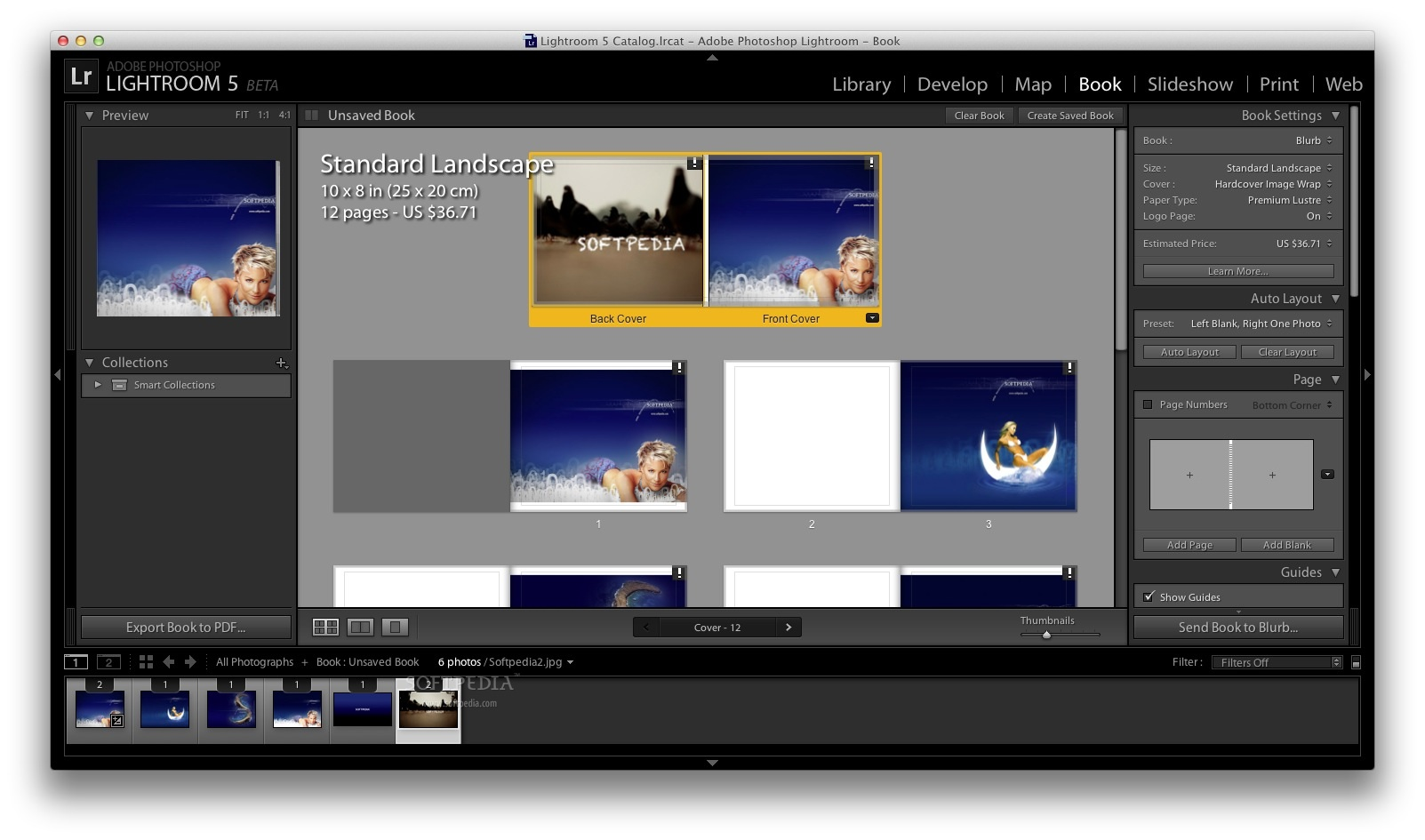 Adobe Lightroom screenshot 10