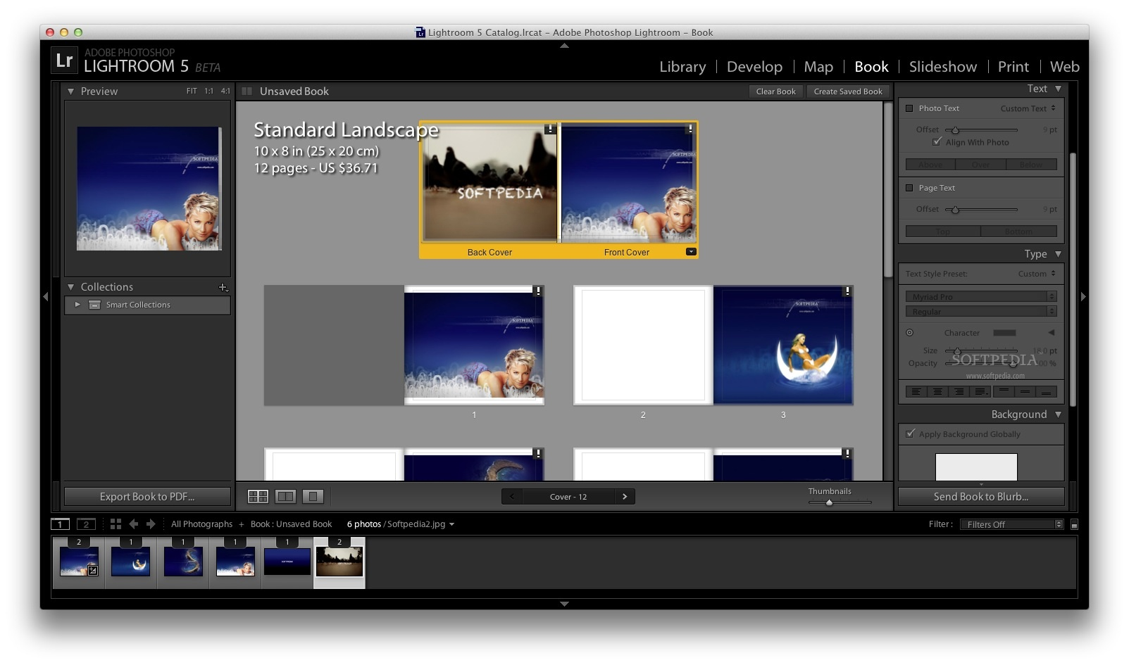 Adobe Lightroom screenshot 11