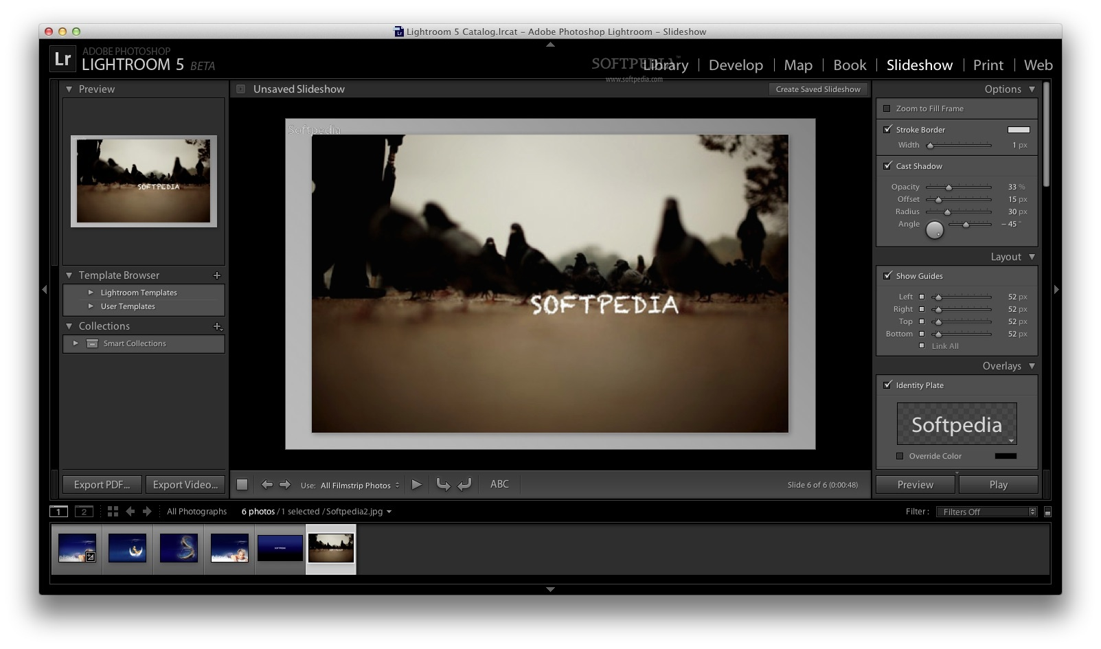 Adobe Lightroom screenshot 12