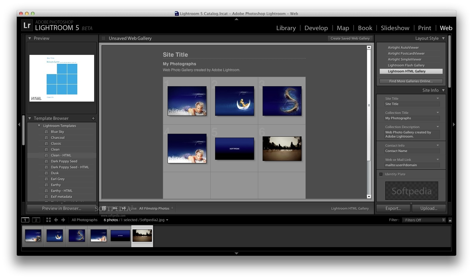 Adobe Lightroom screenshot 14