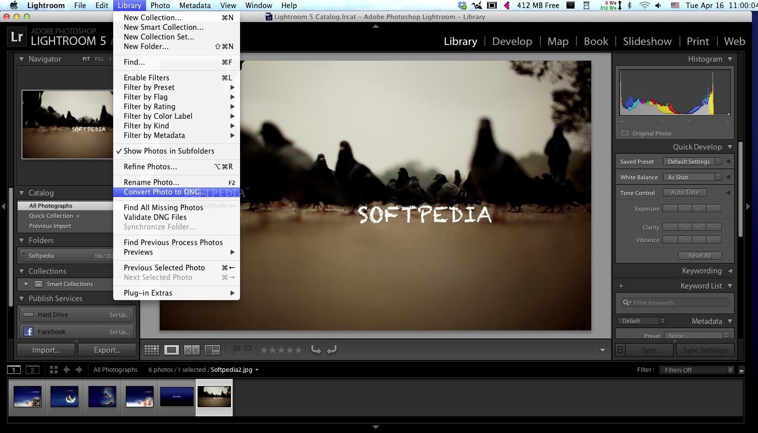 Adobe Lightroom screenshot 15