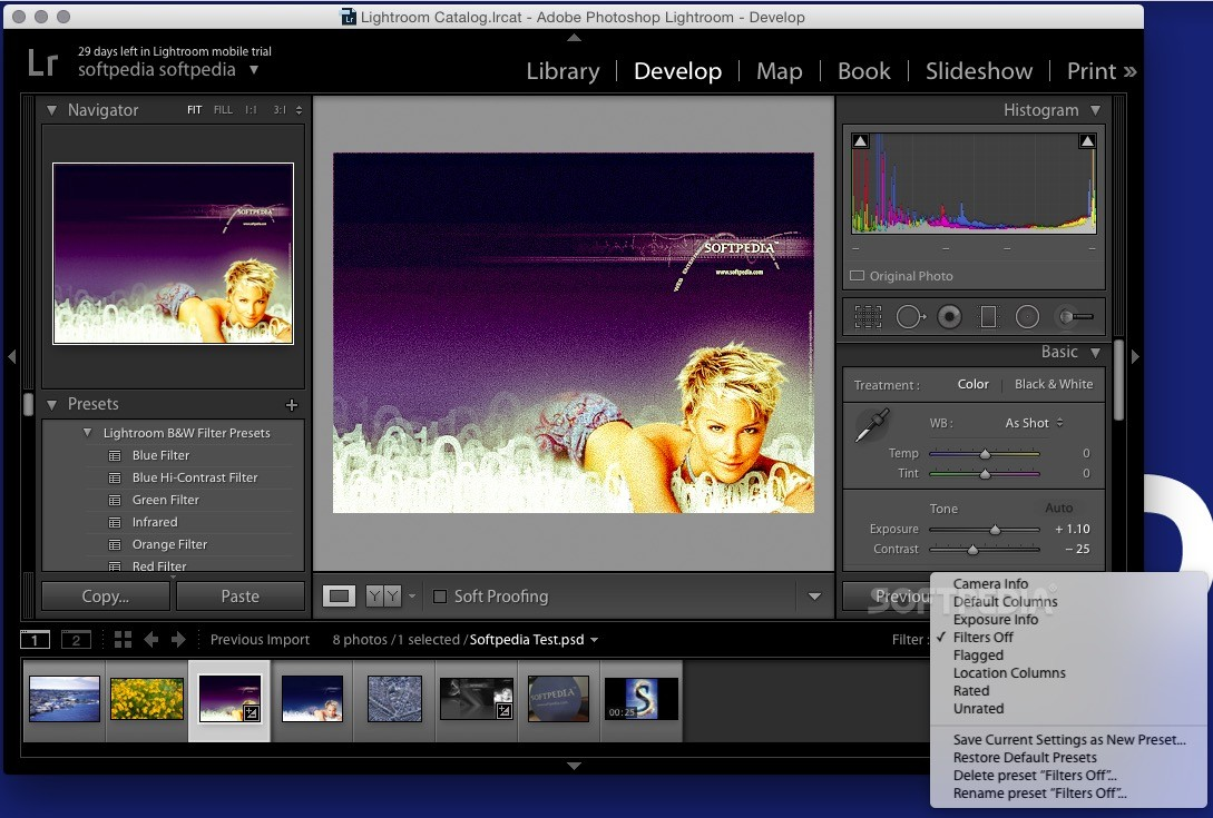 Adobe Photoshop Lightroom 6 - Mac [download]