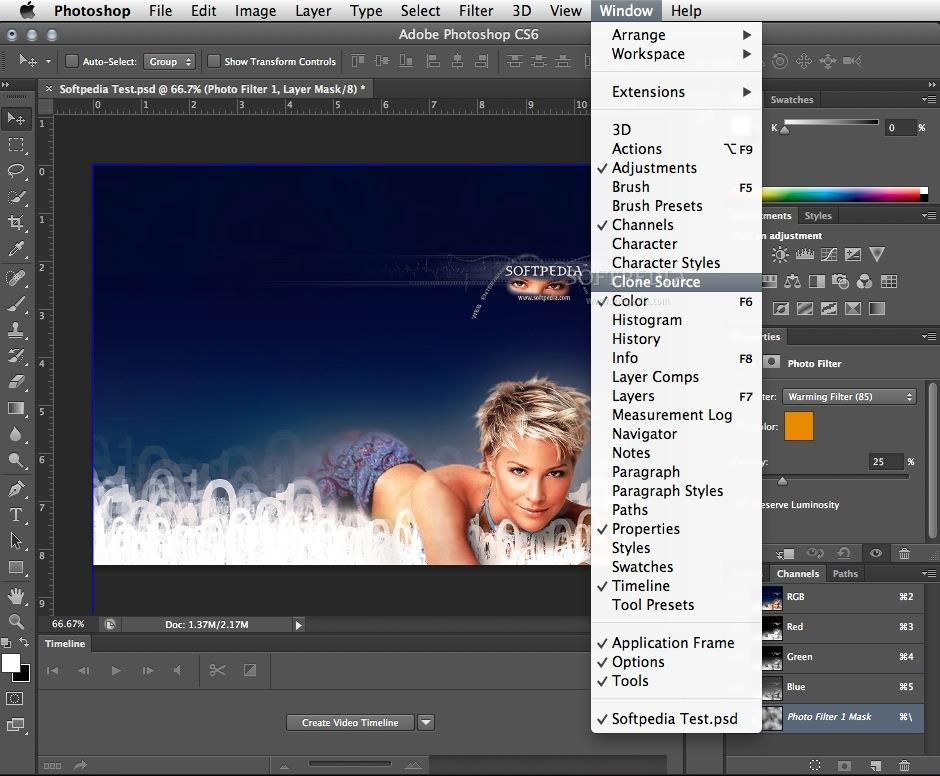 Download Photoshop cs6 free full version Mac