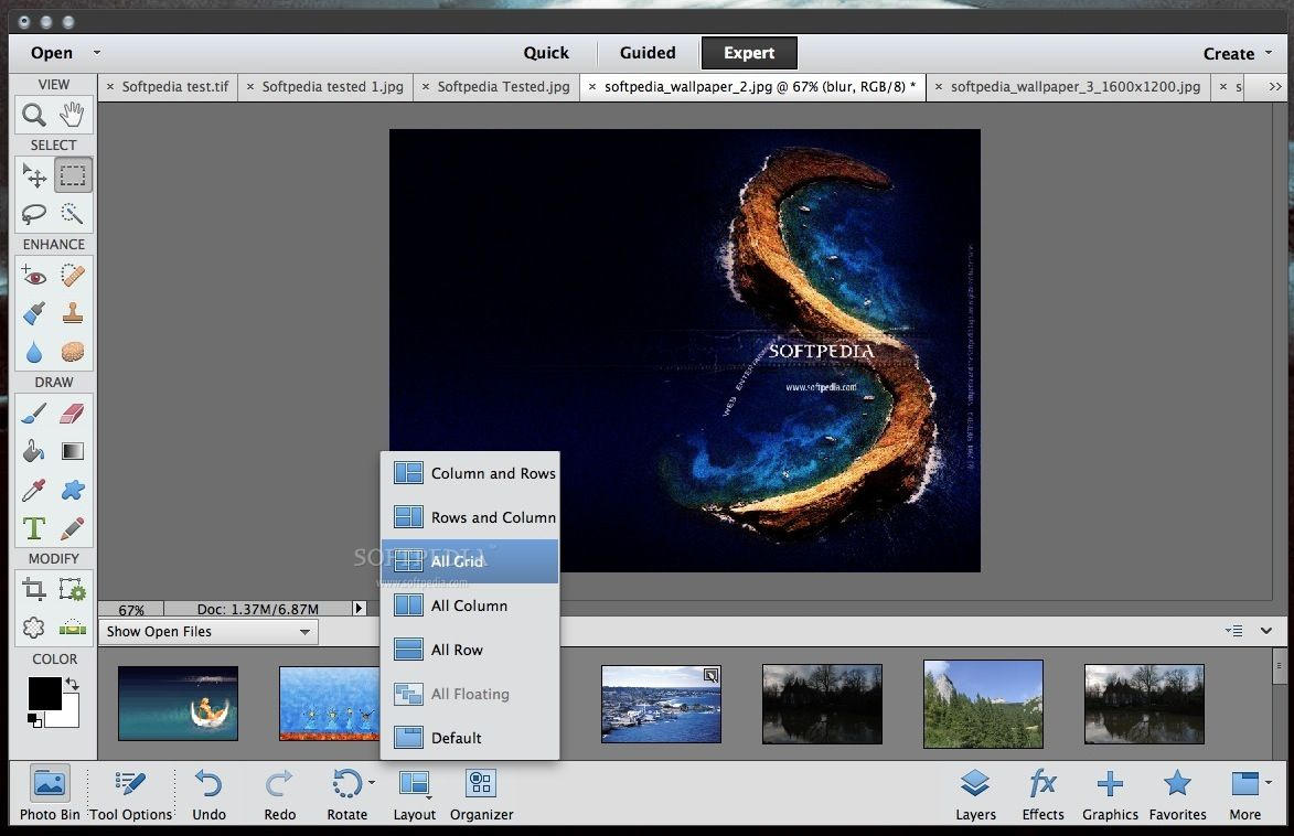 Adobe Photoshop Elements screenshot 12