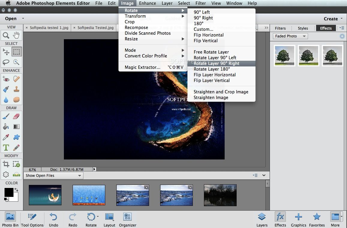 Adobe Photoshop Elements screenshot 14