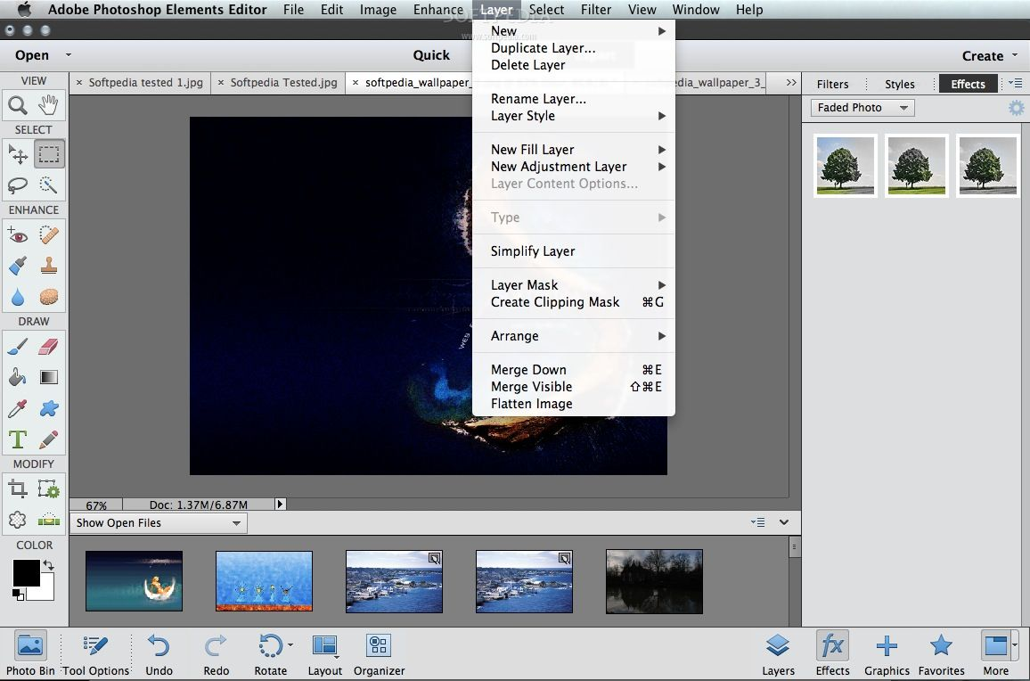 Adobe Photoshop Elements screenshot 16
