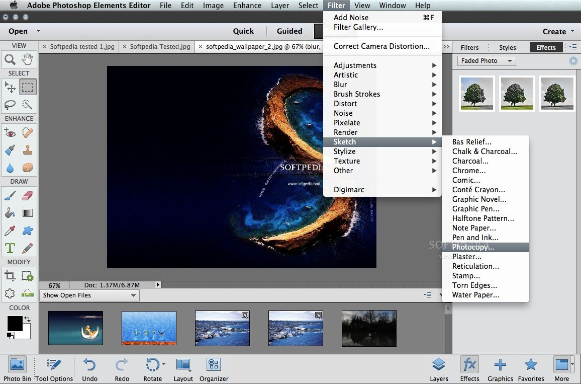 Adobe Photoshop Elements screenshot 17