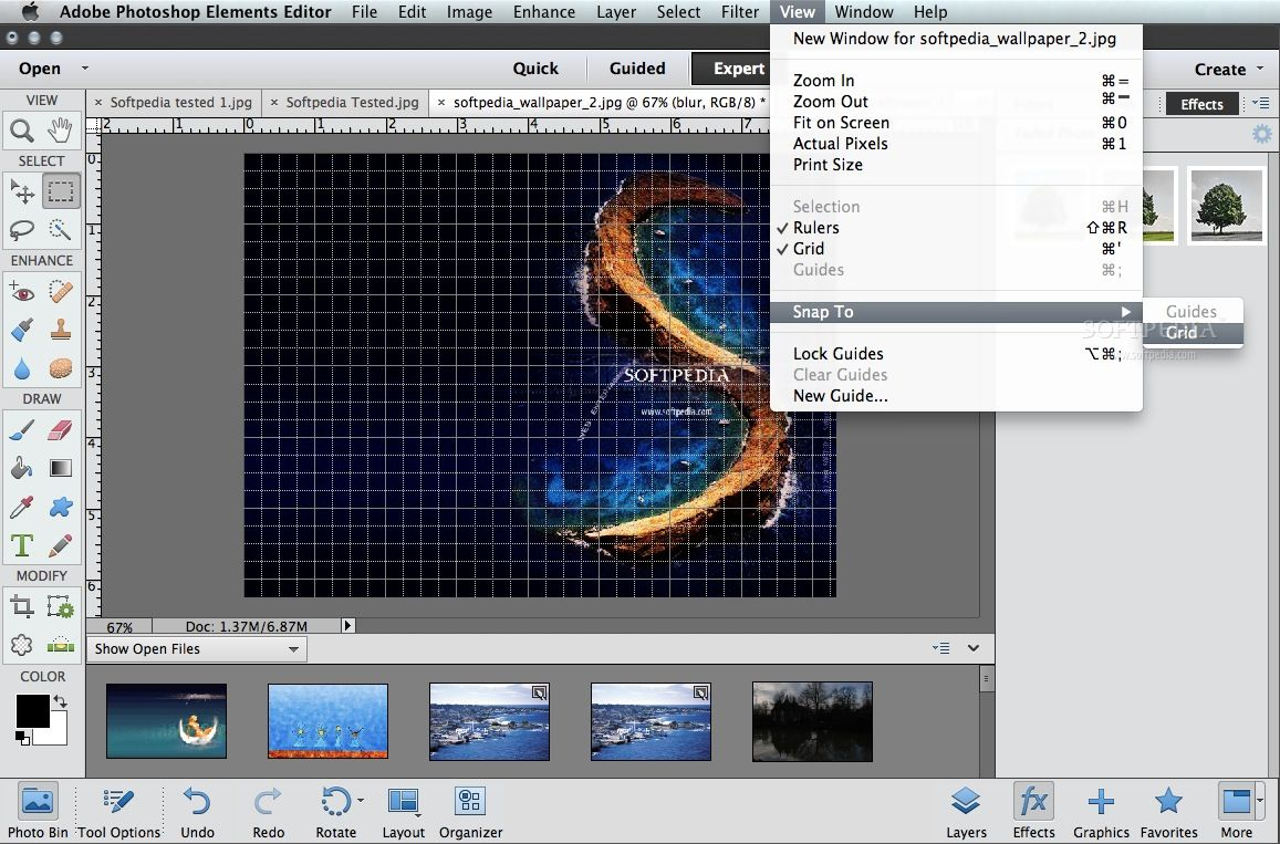 Adobe Photoshop Elements screenshot 19