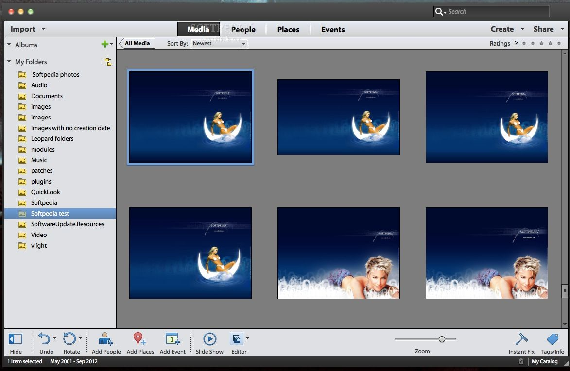 Adobe Photoshop Elements screenshot 2