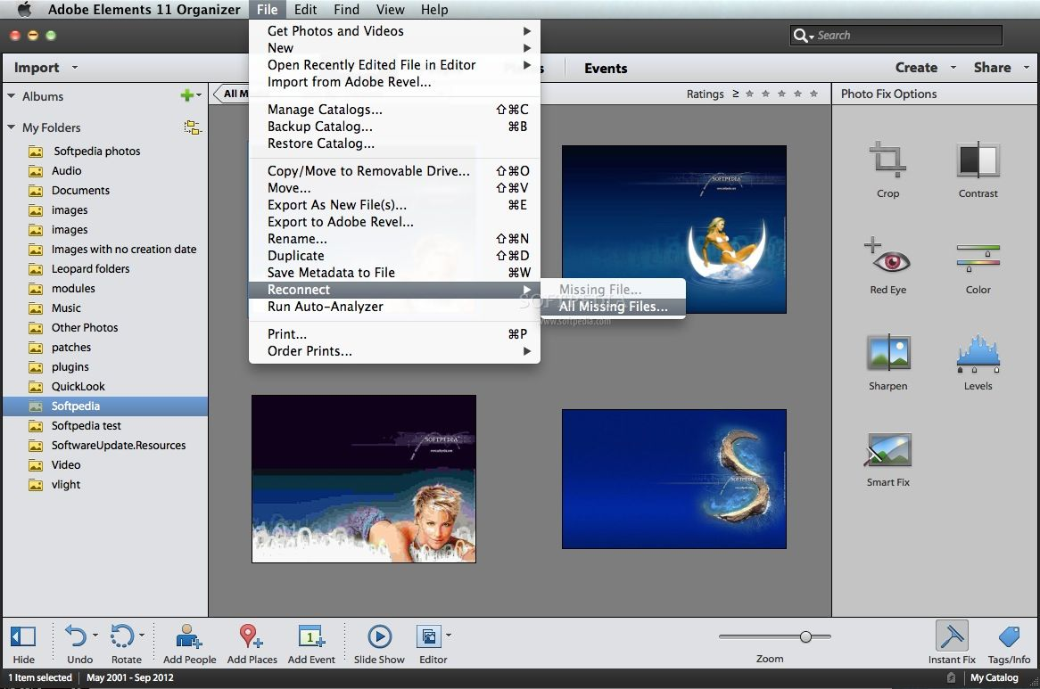 Adobe Photoshop Elements screenshot 21