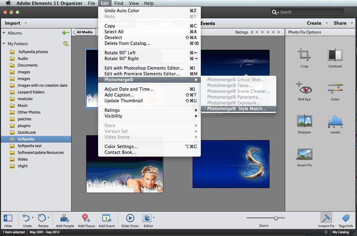Adobe Photoshop Elements screenshot 22