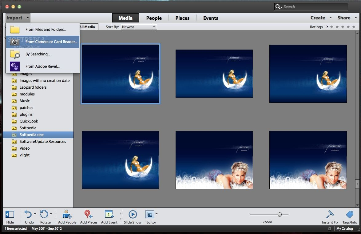 Adobe Photoshop Elements screenshot 5