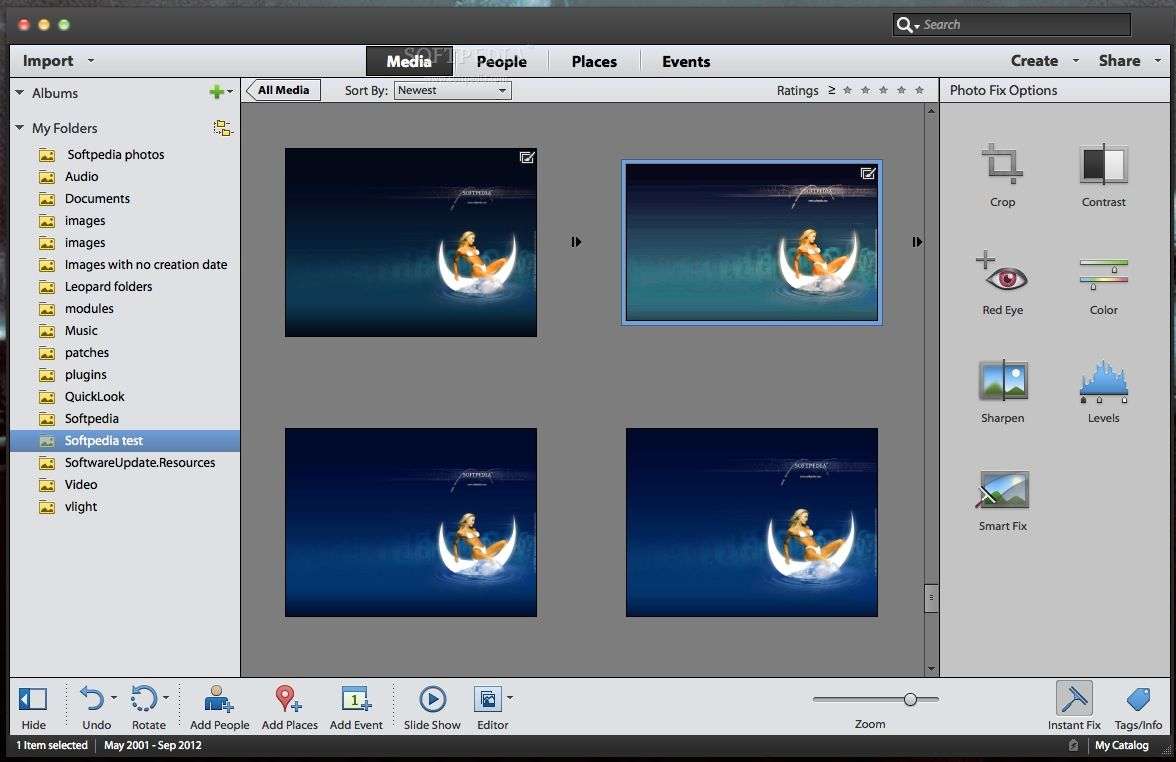 Adobe Photoshop Elements screenshot 6