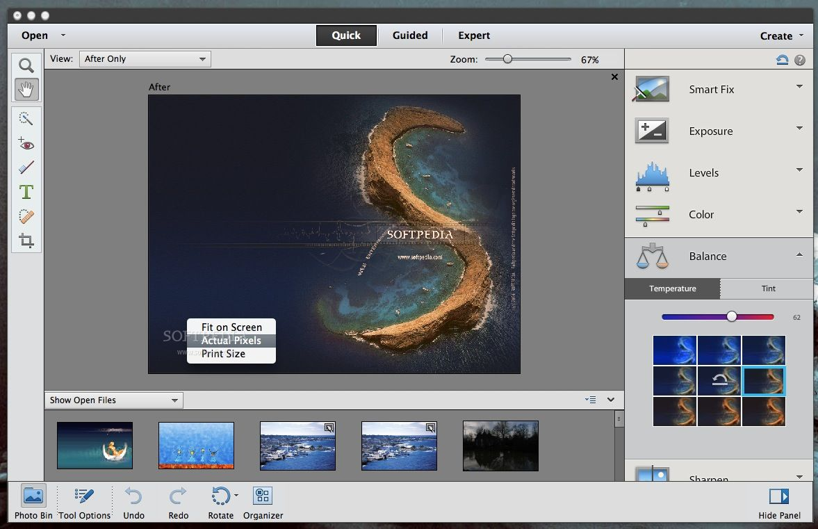 Adobe Photoshop Elements screenshot 8