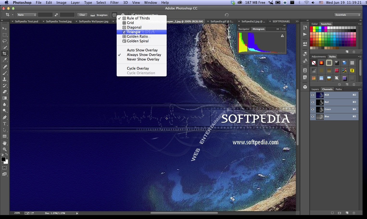 Adobe Photoshop Mac CC 2019 20 0 5 - Download