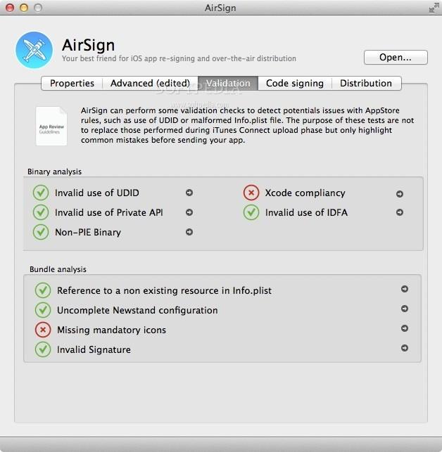 AirSign Mac 1 0 21 - Download