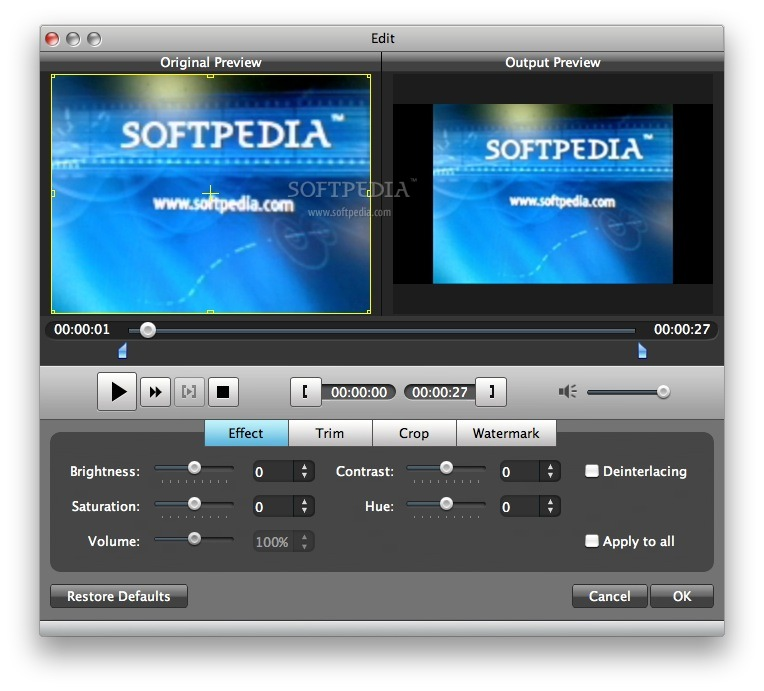 Aiseesoft PSP Video Converter screenshot 4