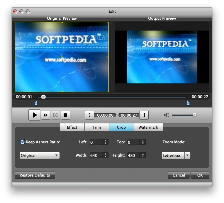 Aiseesoft PSP Video Converter screenshot 6