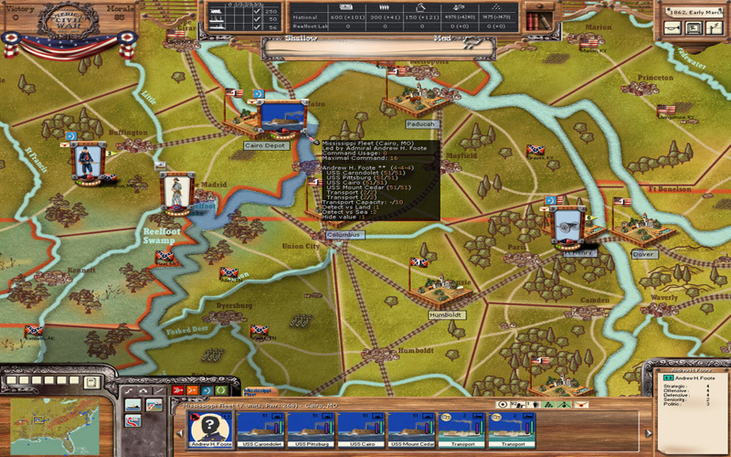 American Civil War screenshot 1