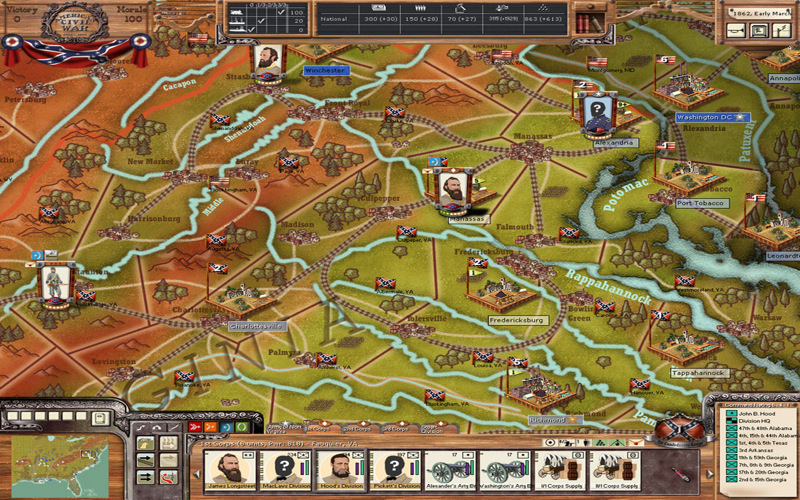 American Civil War screenshot 3