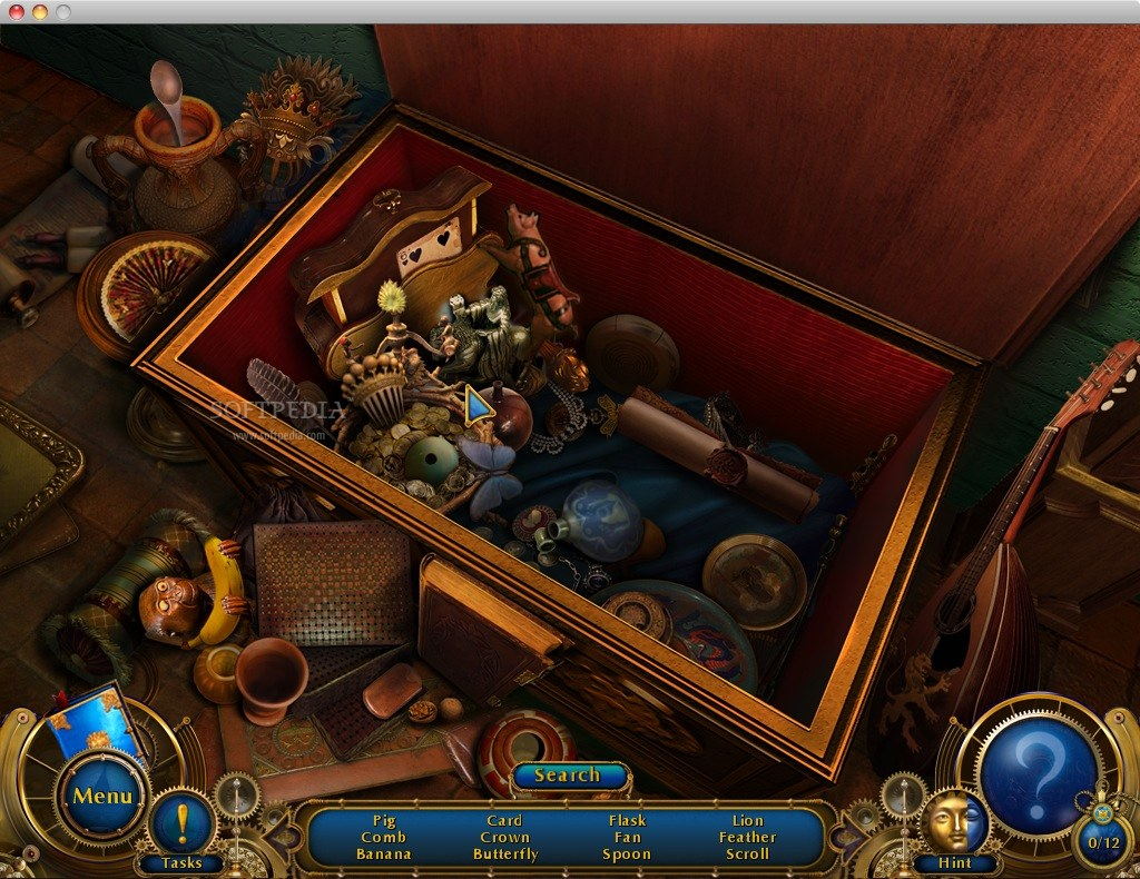 Amulet of Time: Shadow of la Rochelle screenshot 2