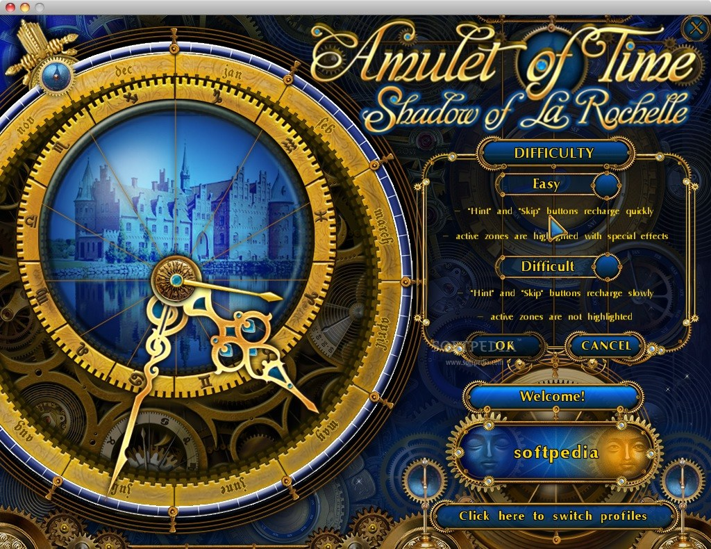 Amulet of Time: Shadow of la Rochelle screenshot 4