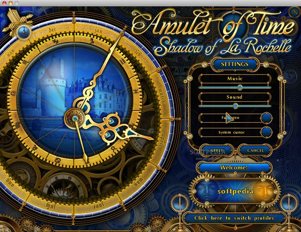 Amulet of Time: Shadow of la Rochelle screenshot 5