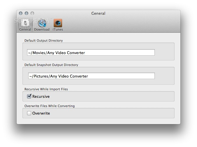 Any Video Converter Pro screenshot 6