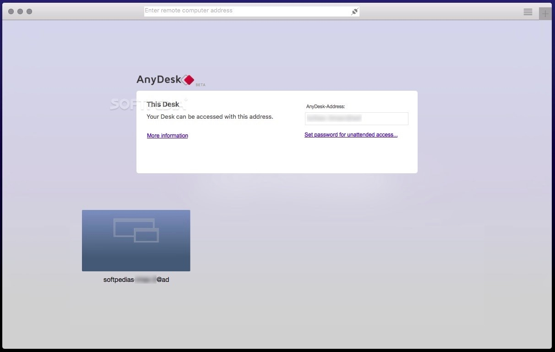 anydesk pour mac