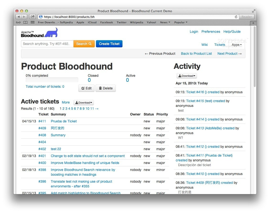 Apache Bloodhound Mac 0 8 - Download