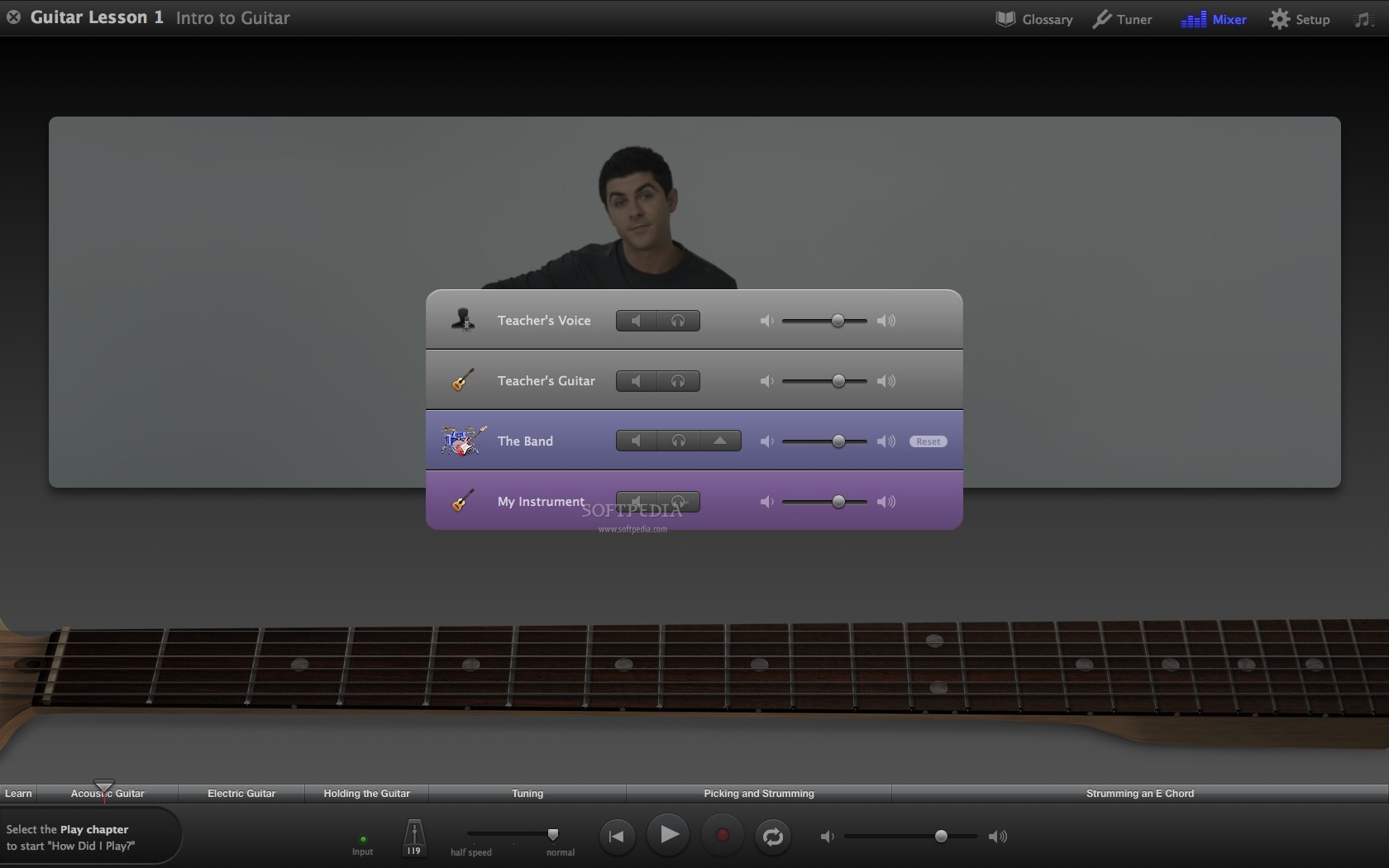 Apple GarageBand Mac 10 3 2 - Download