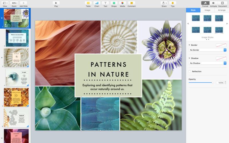 Keynote Mac 9 1 - Download