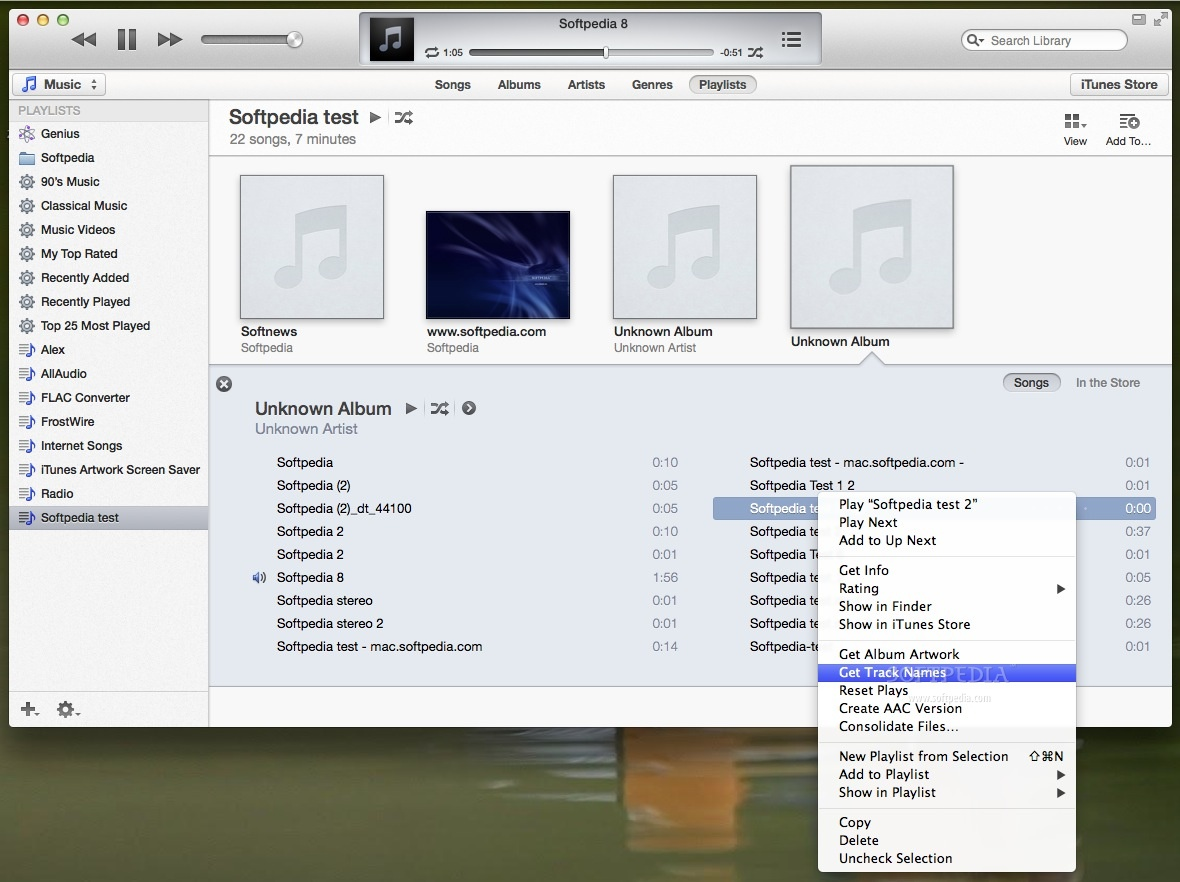 Apple iTunes screenshot 13
